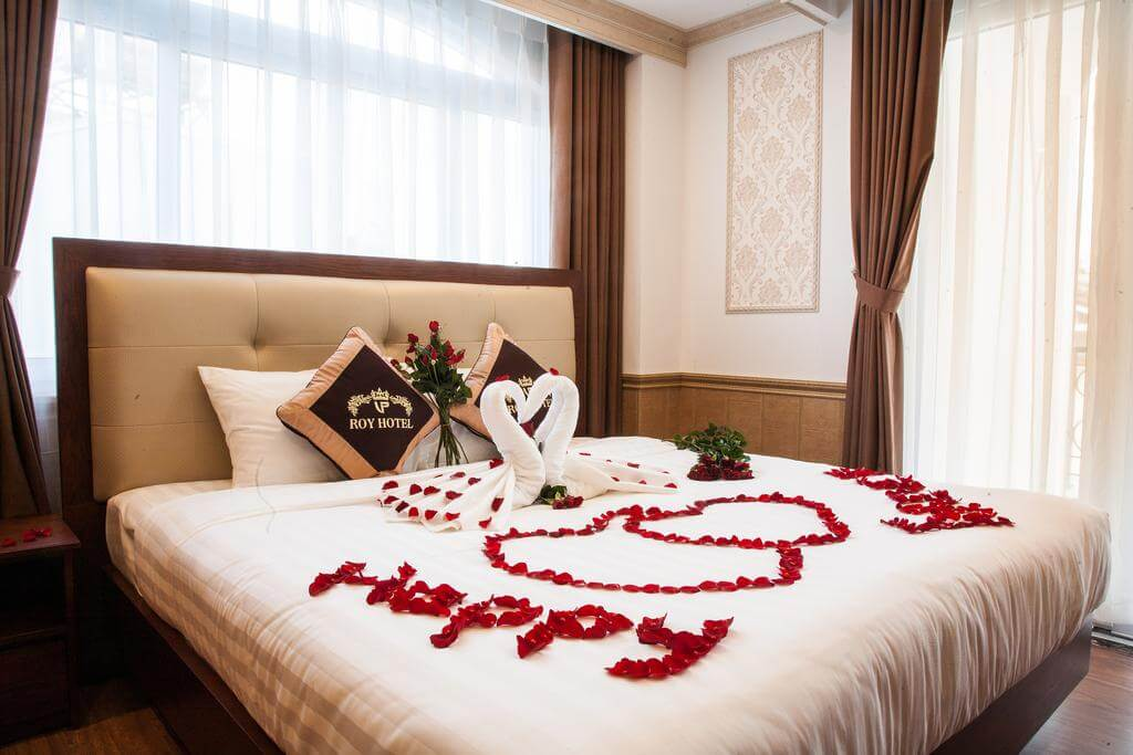 Roy Dala Hotel - Khách sạn ngay chợ Đà Lạt