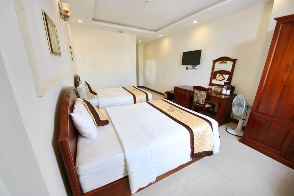 Marguerite Hotel - Khách sạn ngay chợ Đà Lạt