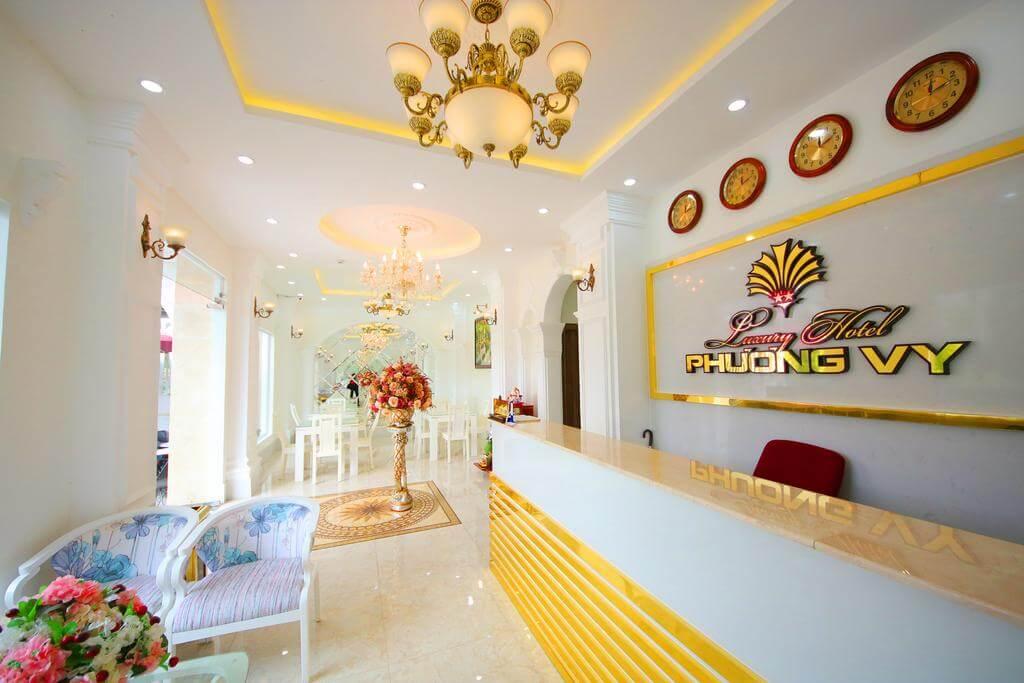 Phuong Vy Luxury Hotel - Phòng khách sạn Đà Lạt