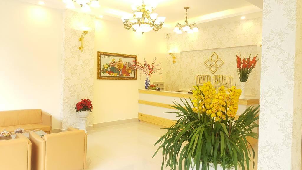 Nam Xuan Premium Hotel - Phòng khách sạn Đà Lạt