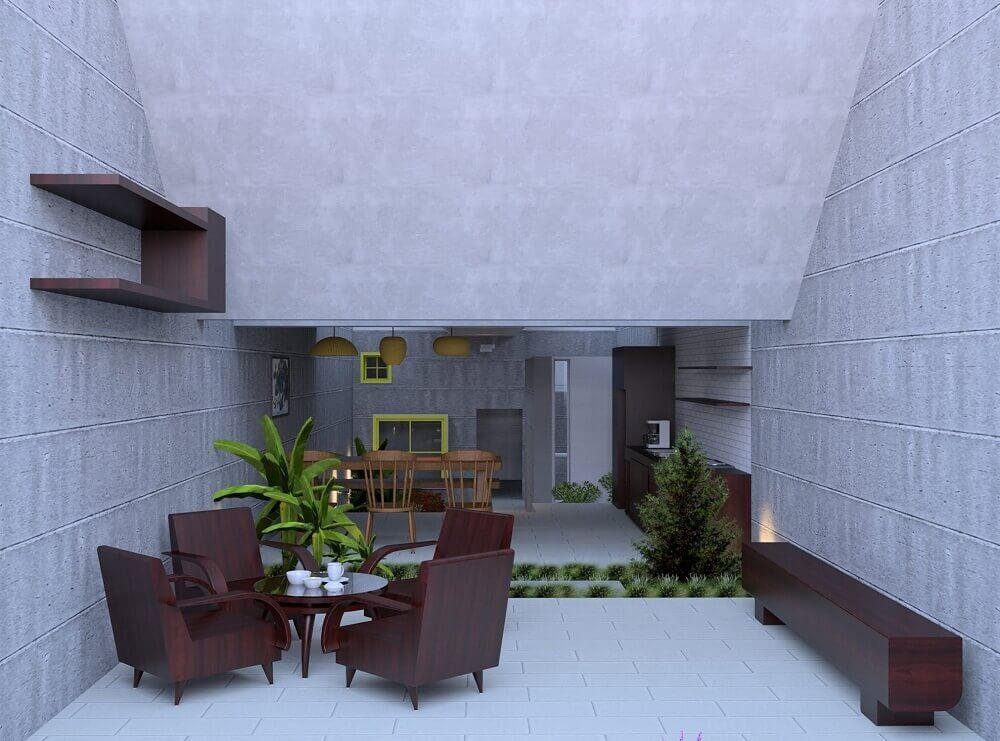 Đồ gỗ nội thất phòng khách 3