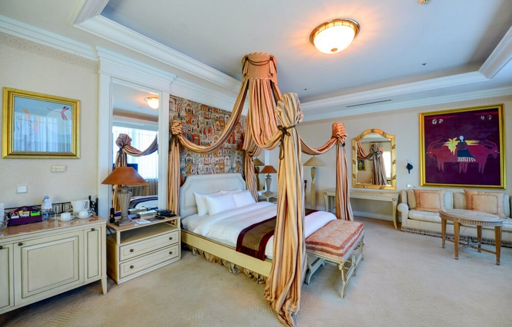 Phòng Hoàng Gia - Khách sạn Daewoo Hà Nội