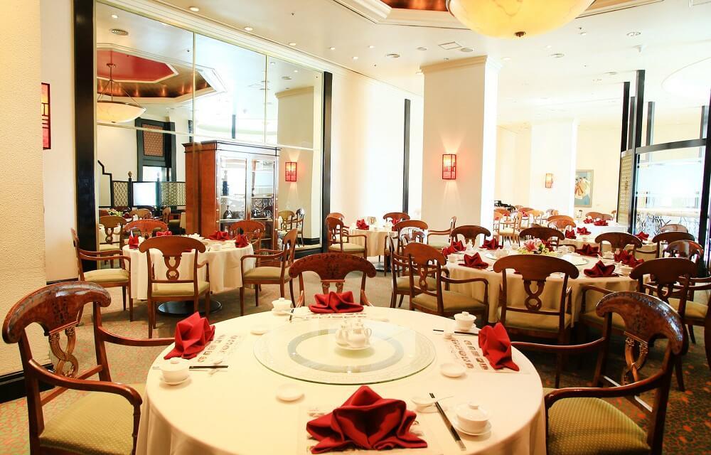 Nhà hàng Silk Road - Khách sạn Daewoo Hà Nội
