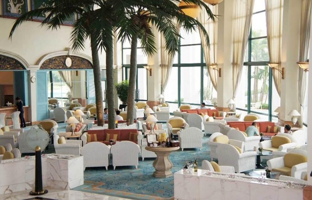 Palm Court - Khách sạn Daewoo Hà Nội