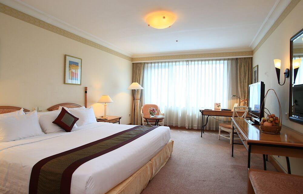 Phòng Deluxe - Khách sạn Daewoo Hà Nội
