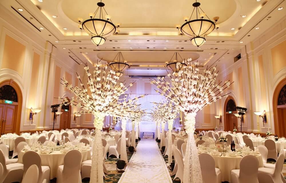Tổ chức tiệc cưới - Khách sạn Daewoo Hà Nội - 2