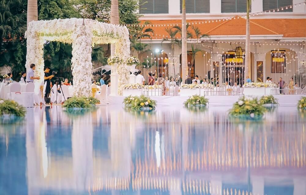 Tổ chức tiệc cưới - Khách sạn Daewoo Hà Nội - 3