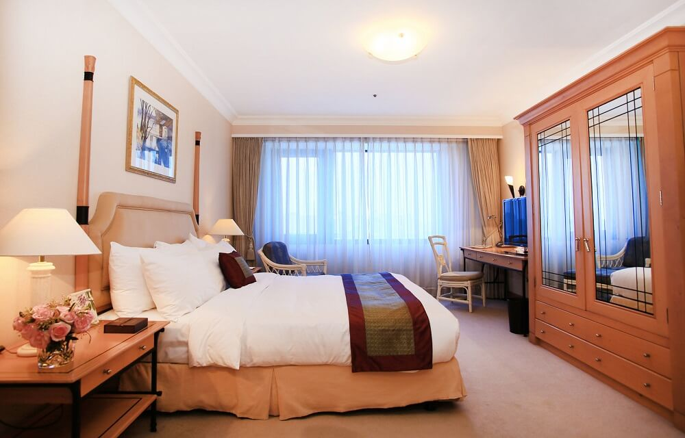 Phòng Club - Khách sạn Daewoo Hà Nội