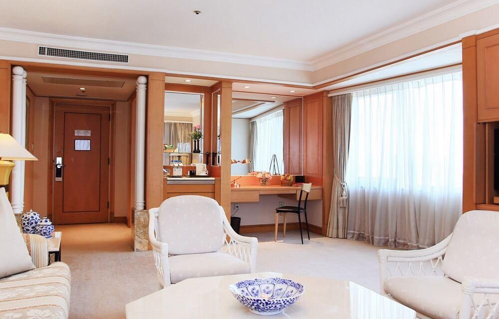 Phòng Gia đình - Khách sạn Daewoo Hà Nội