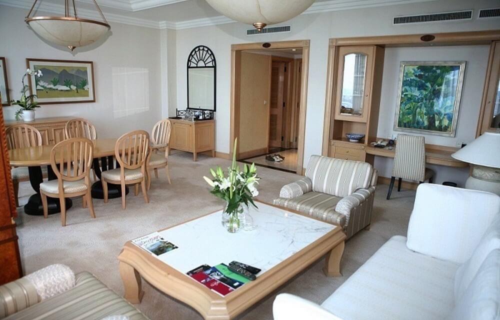 Phòng Đại sứ - Khách sạn Daewoo Hà Nội