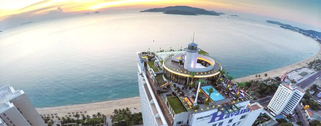 Skylight - Khách sạn Havana Nha Trang