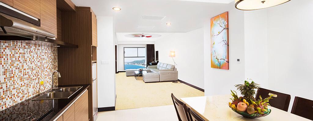 Phòng Junior Suite Queen - Khách sạn Havana Nha Trang