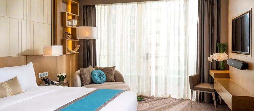 Phòng King Suite - Khách sạn InterContinental Nha Trang