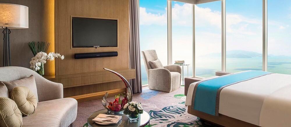 Phòng Executive Suite - Khách sạn InterContinental Nha Trang