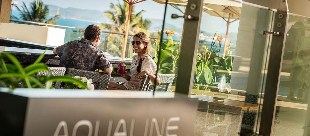 Aqualine Bar - Khách sạn InterContinental Nha Trang