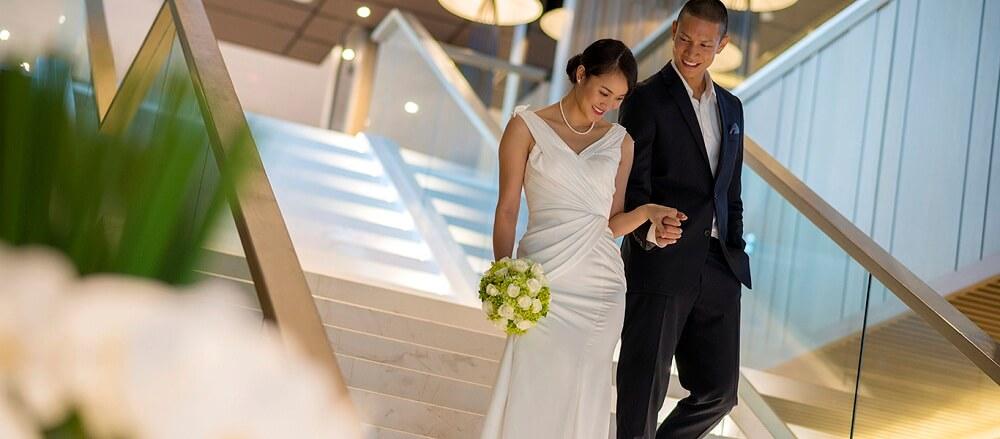 Tiệc cưới - Khách sạn InterContinental Nha Trang