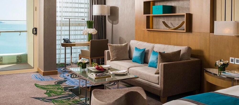 Phòng Executive Deluxe - Khách sạn InterContinental Nha Trang