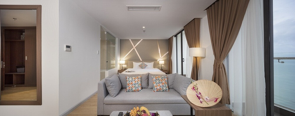 Phòng Suites - Khách sạn King Town Nha Trang