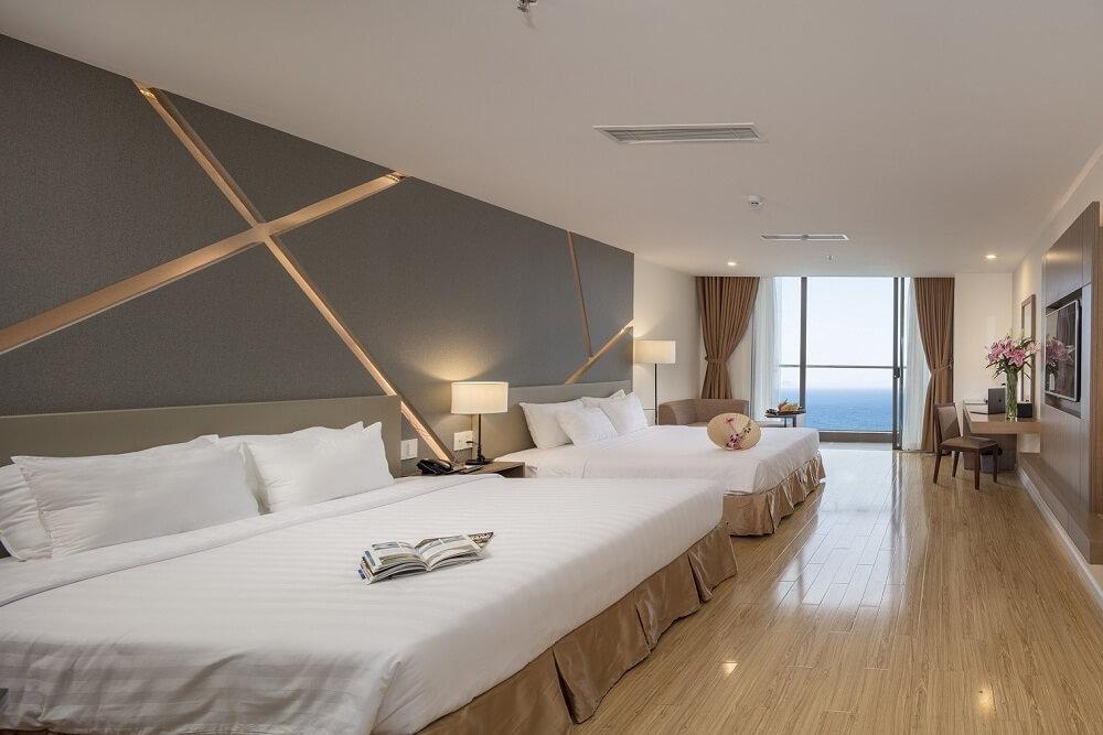 Phòng Family - Khách sạn King Town Nha Trang