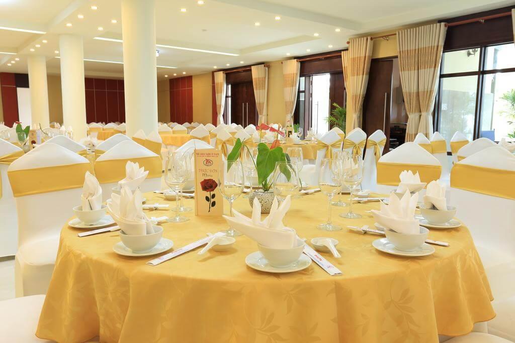Dịch vụ Tiệc cưới - Khách sạn Kỳ Hòa Đà Lạt