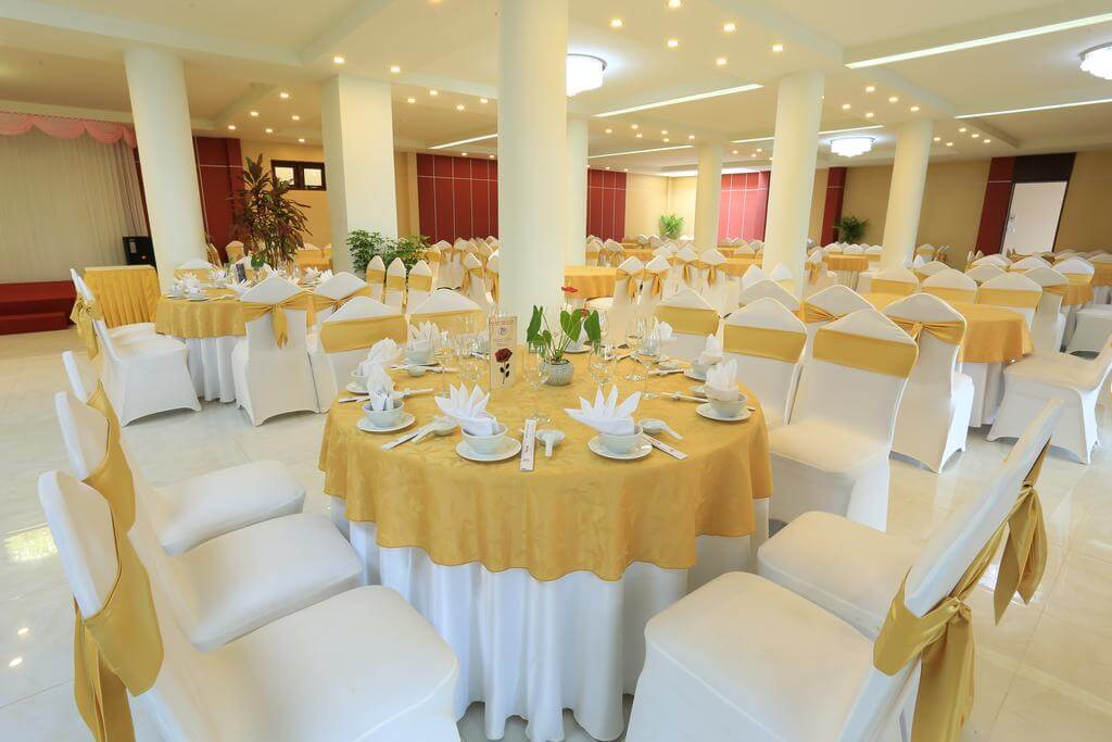 Dịch vụ ẩm thực - Khách sạn Kỳ Hòa Đà Lạt