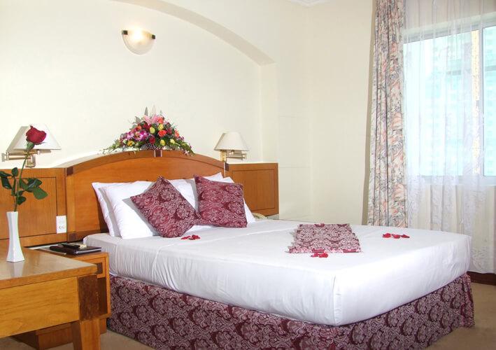Phòng Executive Deluxe - Khách sạn Lodge Nha Trang