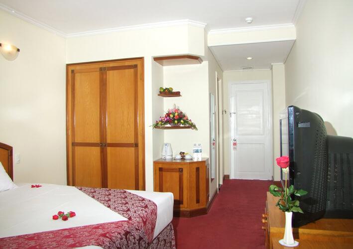 Phòng Superior - Khách sạn Lodge Nha Trang