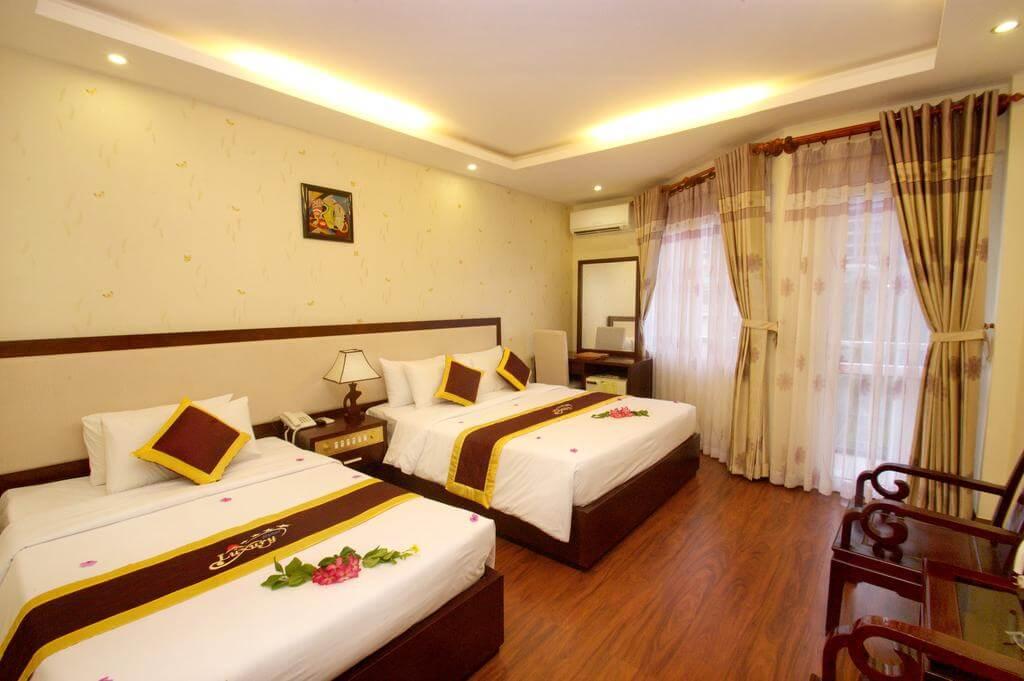 Phòng Superior - Khách sạn Luxury Nha Trang