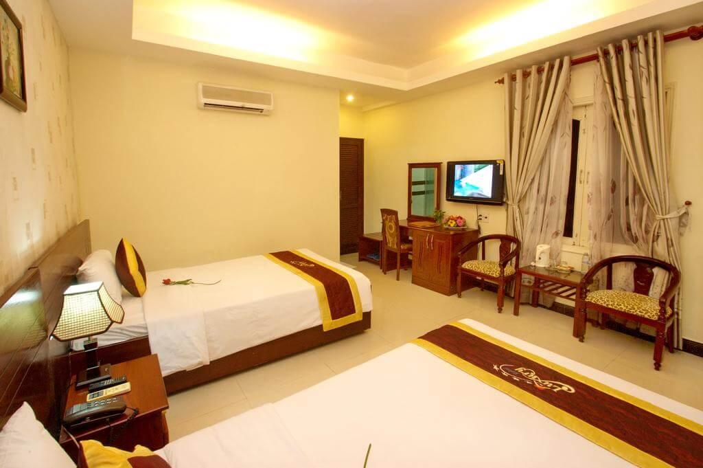 Phòng Deluxe - Khách sạn Luxury Nha Trang
