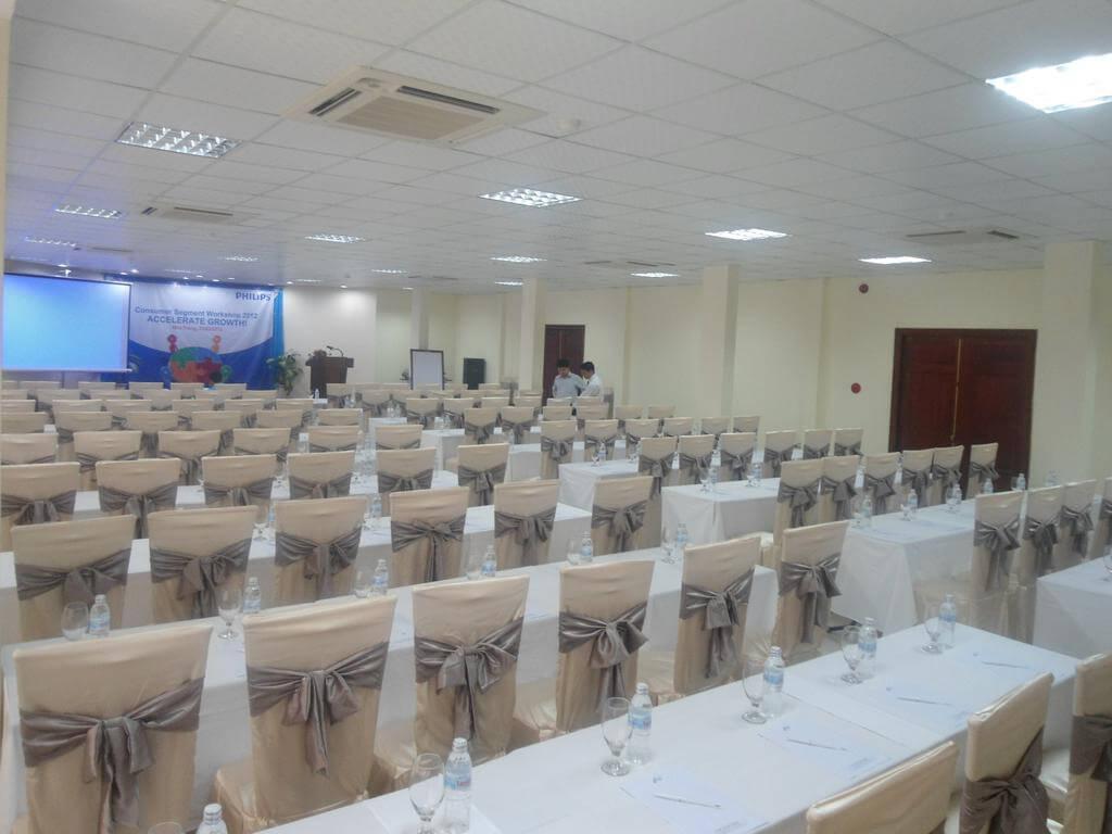 Hội nghị - Khách sạn Luxury Nha Trang