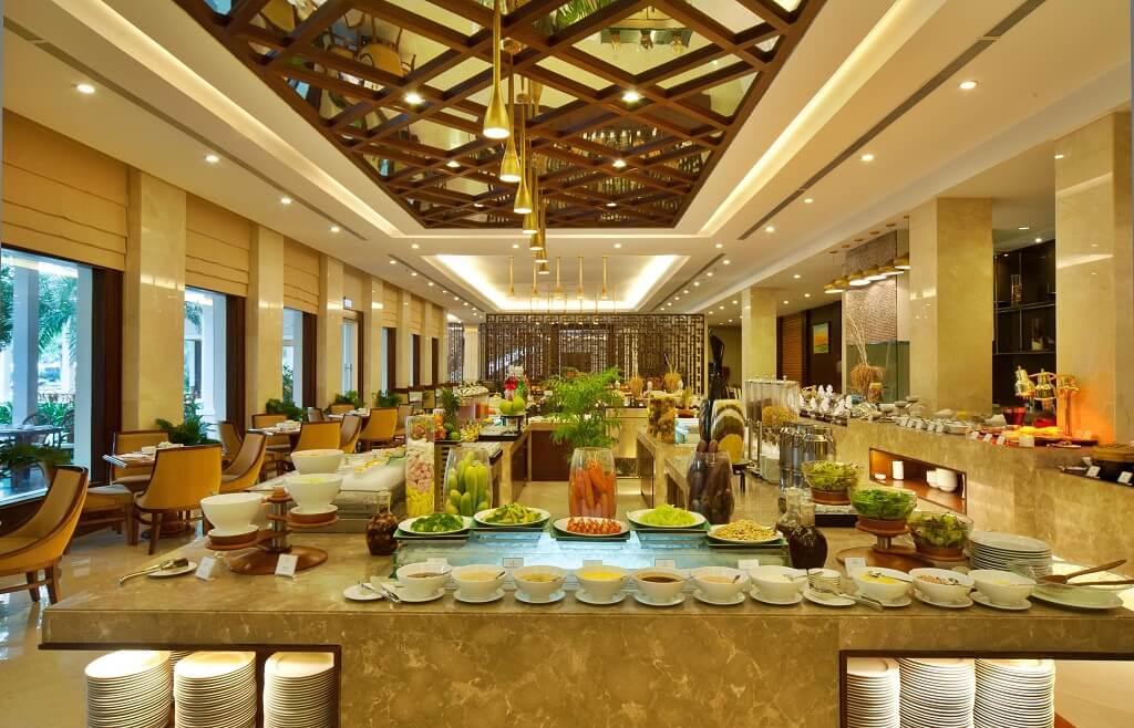 Nhà hàng - Khách sạn Luxury Nha Trang