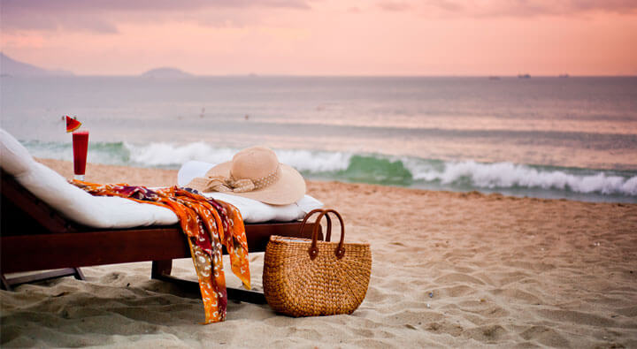 Bãi biển - Khách sạn Michelia Nha Trang
