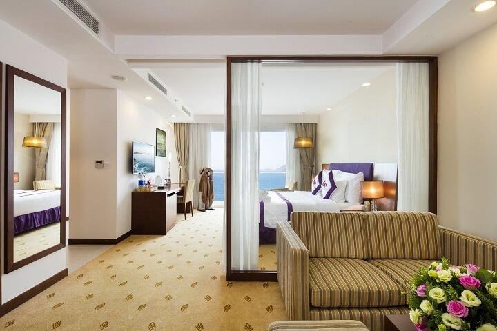 Phòng Premium Suite - Khách sạn Michelia Nha Trang