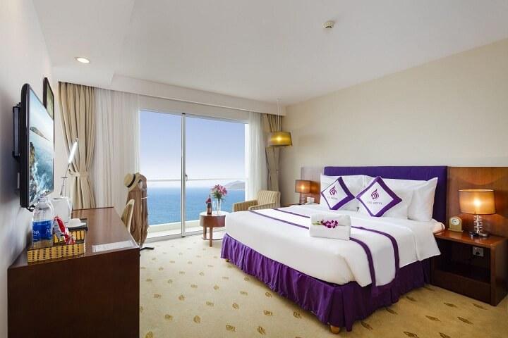 Phòng Premium Deluxe - Khách sạn Michelia Nha Trang