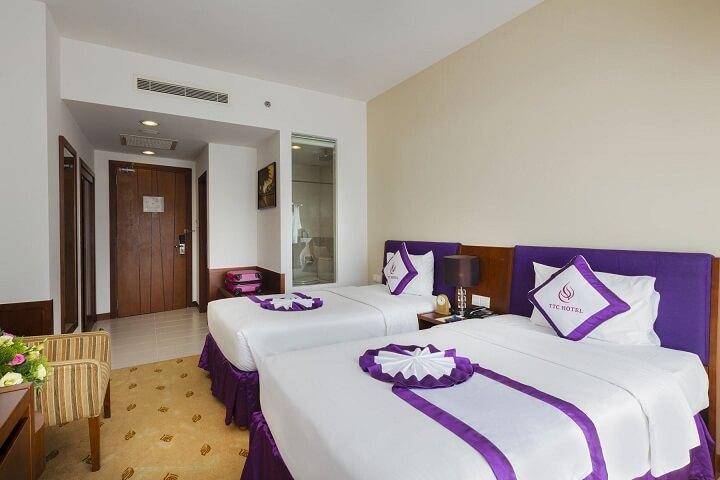 Phòng Deluxe - Khách sạn Michelia Nha Trang