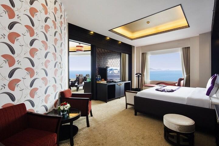 Phòng Presidential Suite - Khách sạn Michelia Nha Trang