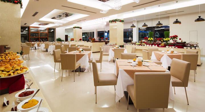 Nhà hàng Red Tilapia - Khách sạn Michelia Nha Trang