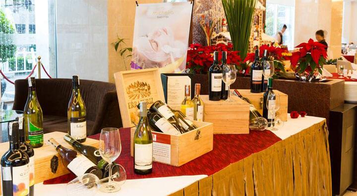 Tổ chức sự kiện - Khách sạn Michelia Nha Trang