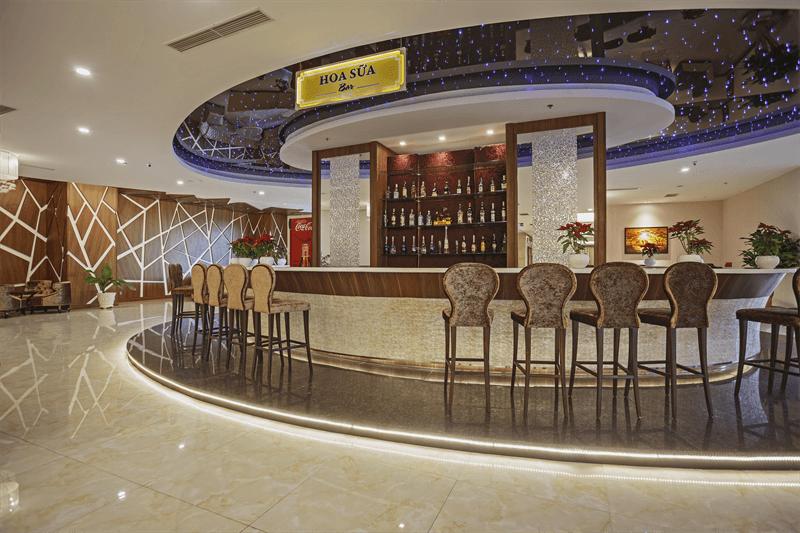 Bar Hoa Sữa - Khách sạn Mường Thanh Nha Trang