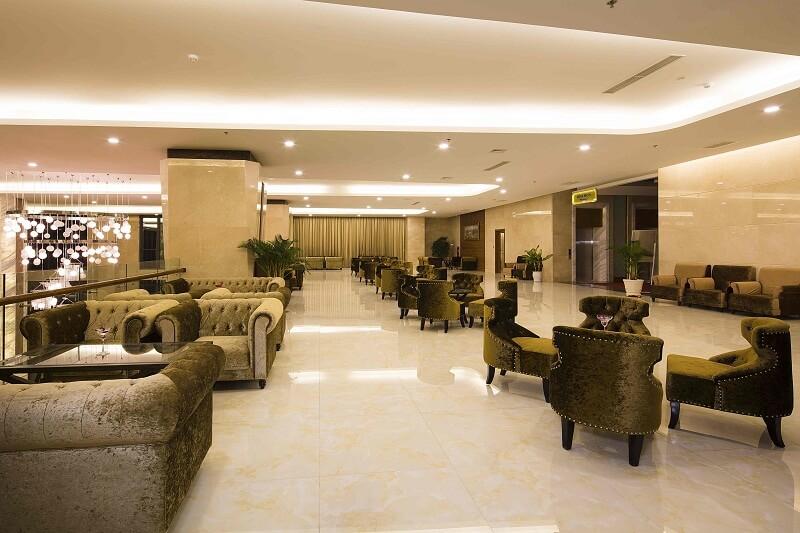 Nhà hàng Hòn Mun - Khách sạn Mường Thanh Nha Trang