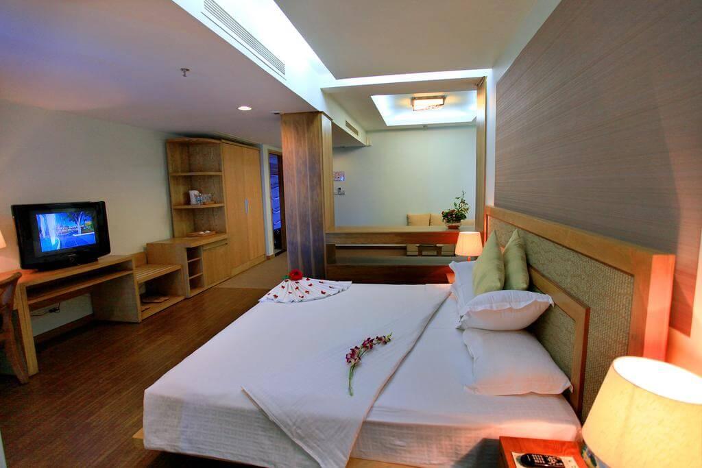 Phòng Premier Suite Sea View - Khách sạn Prime Nha Trang