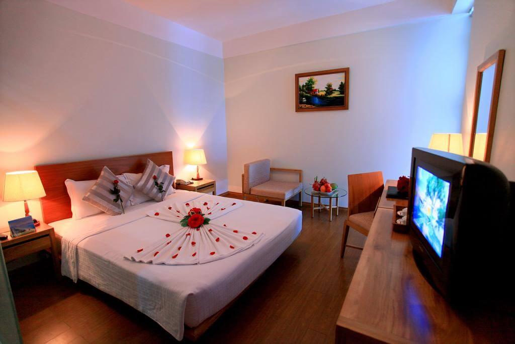 Phòng Suite Sea View - Khách sạn Prime Nha Trang
