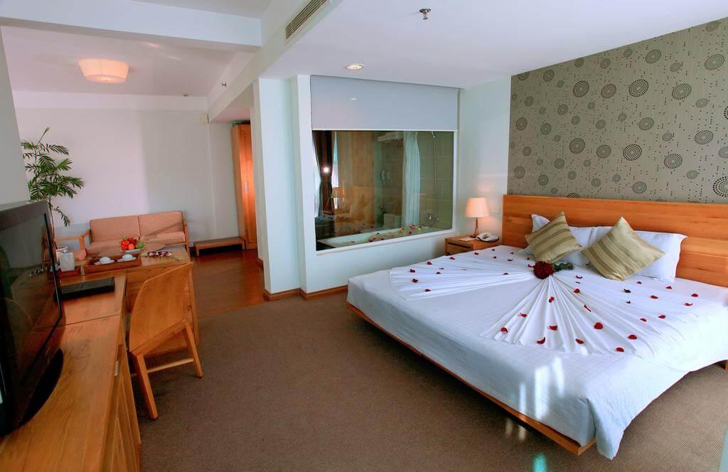 Phòng Luxury Sea View - Khách sạn Prime Nha Trang