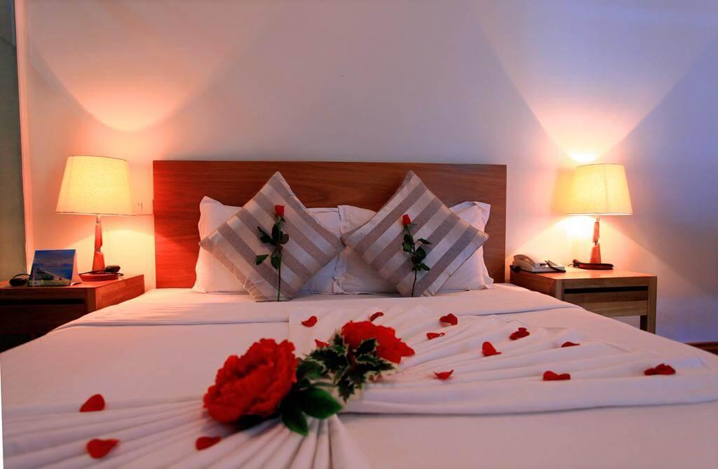Phòng Senior Deluxe Sea View - Khách sạn Prime Nha Trang