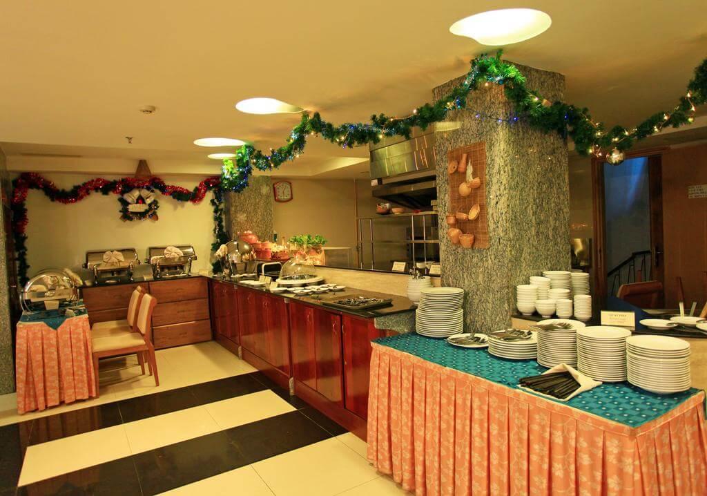 Dịch vụ ăn uống - Khách sạn Prime Nha Trang