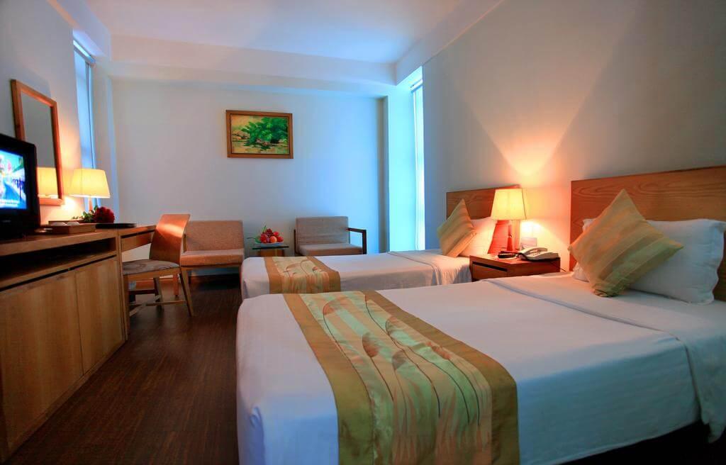 Phòng Superior City View - Khách sạn Prime Nha Trang