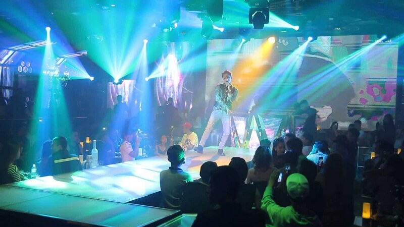 Night Club - Khách sạn Sammy Đà Lạt