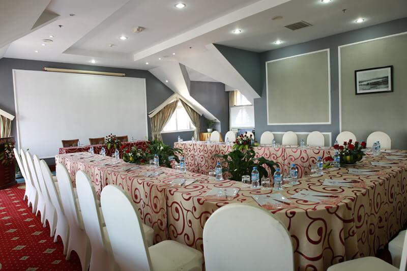 Sky Hall - Khách sạn Sammy Đà Lạt