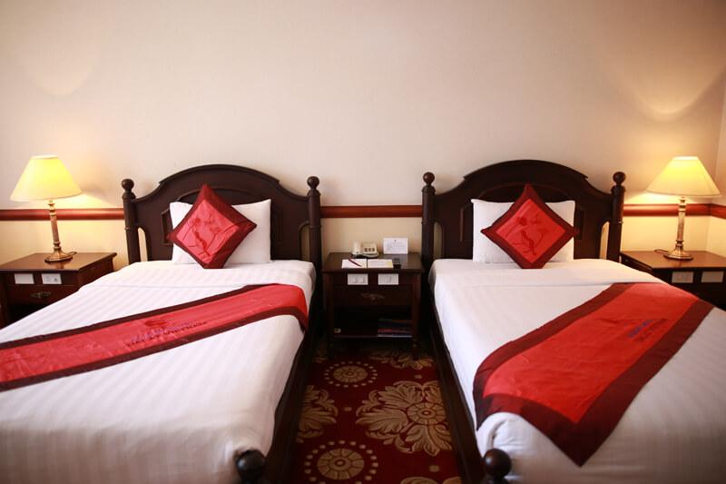 Phòng Deluxe - Khách sạn Sammy Đà Lạt