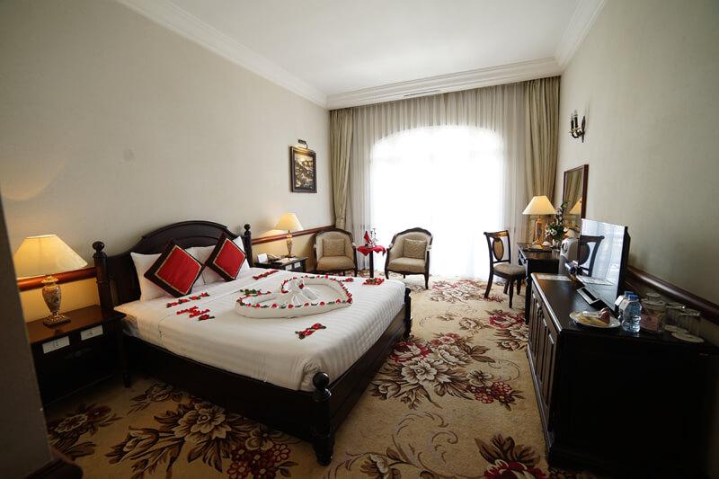 Phòng Super Deluxe - Khách sạn Sammy Đà Lạt